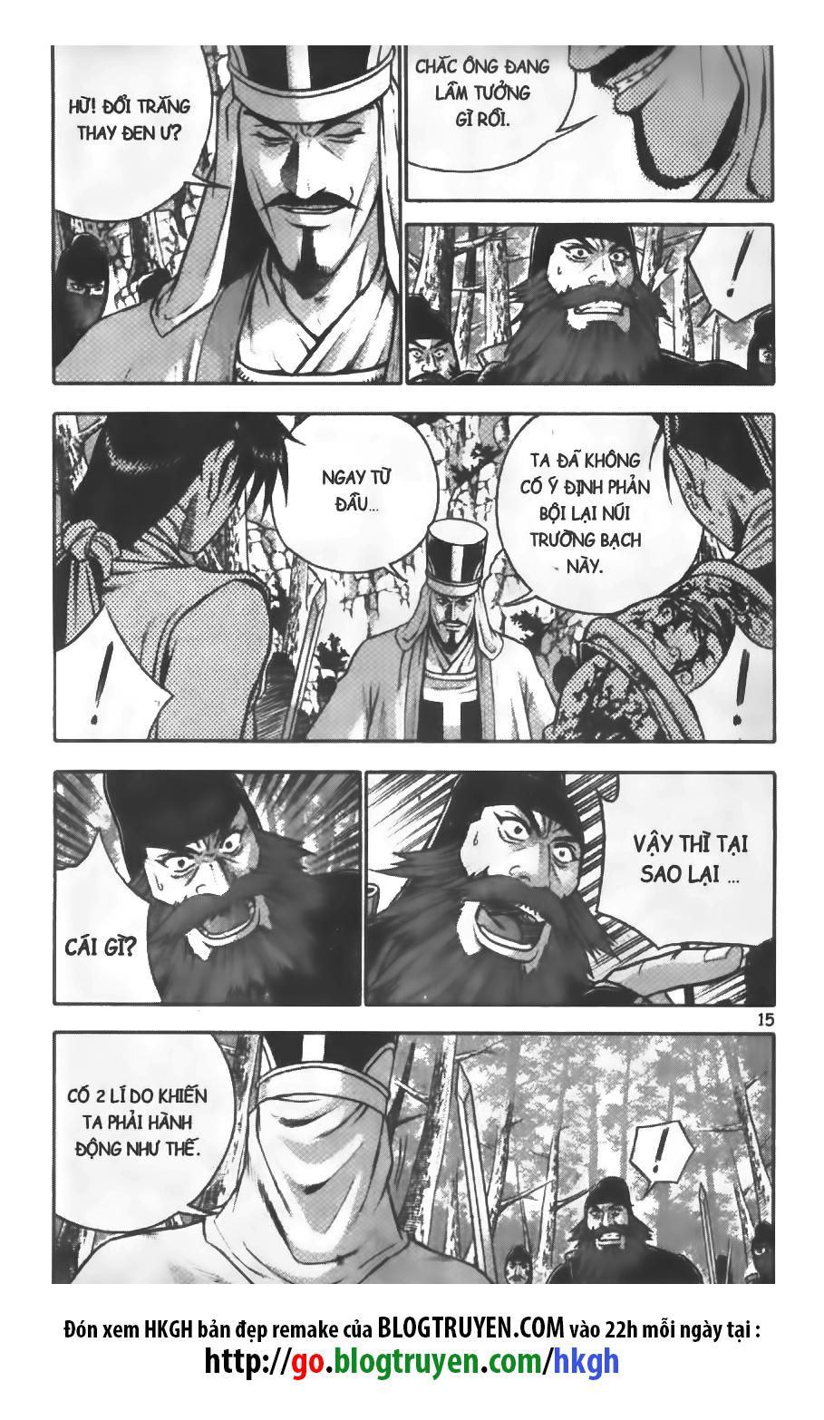 Hiệp Khách Giang Hồ chap 324 Trang 16 - Mangak.info