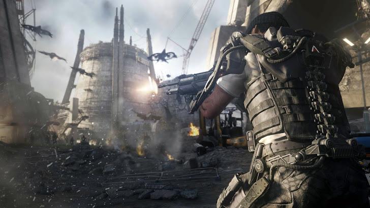 Advanced Warfare Shooting