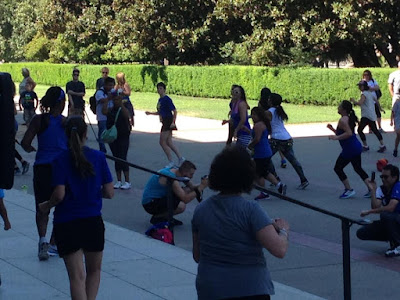 National Dance Day – West Steps of State Capitol – July 25, 2015