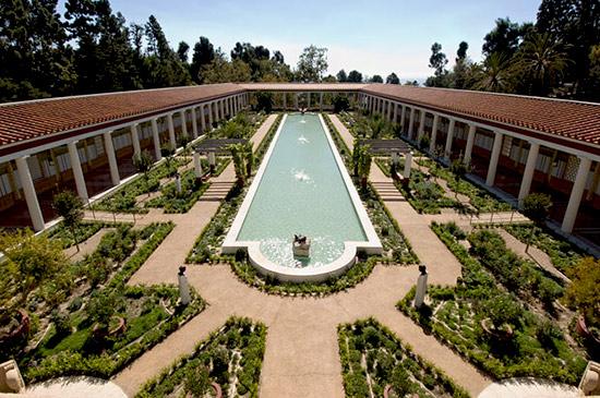 Il giardino romano for Architecture romane definition