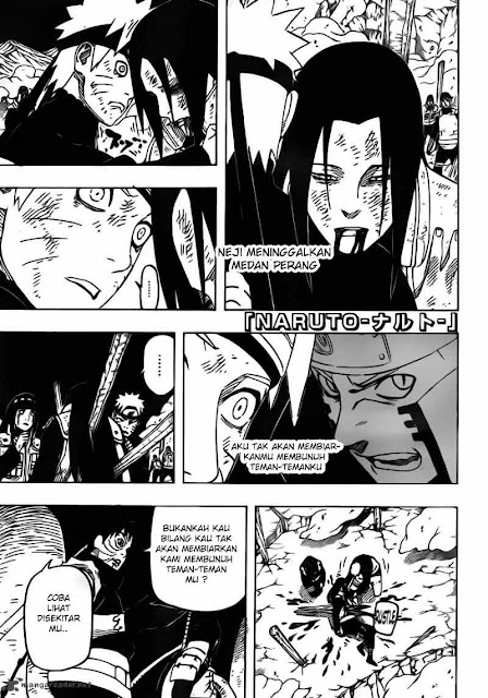 "DOWNLOAD KOMIK NARUTO CHAPTER 615 ""TERHUBUNG"" BAHASA INDONESIA"