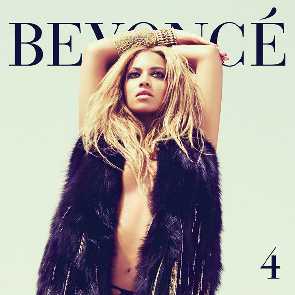 Beyoncé 4 Album cover