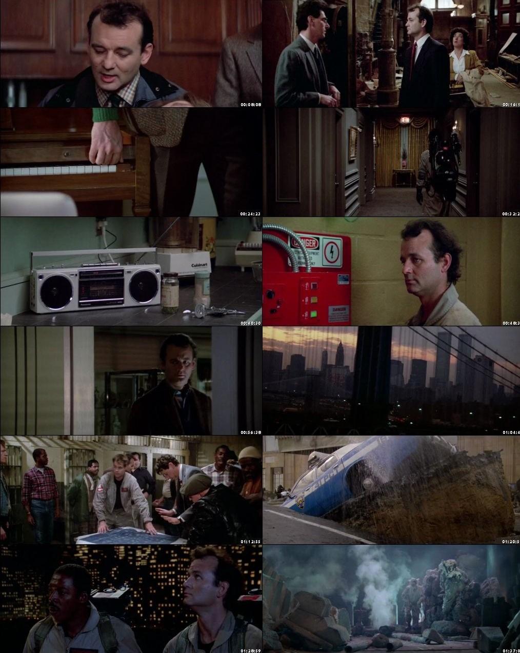 Ghostbusters 1984 Movie Screenshots