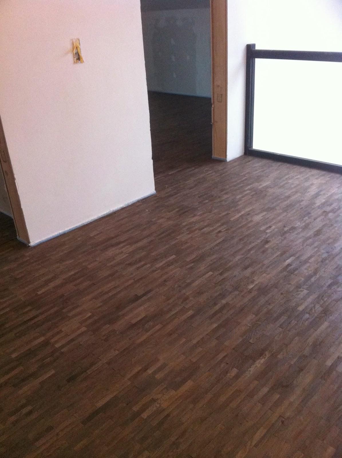 unser traumhaus danwood point 238 im odenwald mosaik parkett in unserem danwood point 238. Black Bedroom Furniture Sets. Home Design Ideas