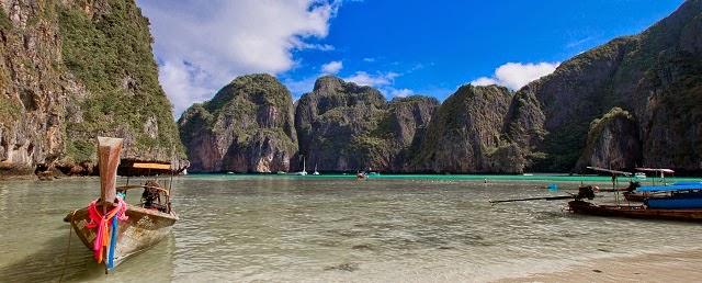 Maya Bay, Phi Phi Island - Phi Phi Scuba Diving Summer Special