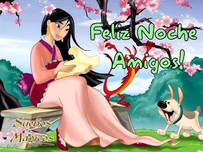 Imagenes Buenas Noches amigo