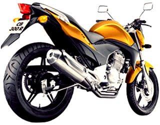 CB 300 R Moto robusta