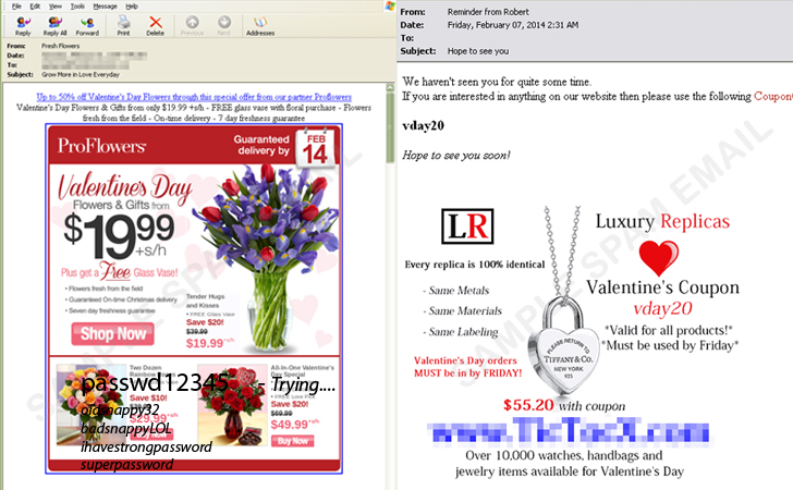 'Snapchat Hacking user accounts vulnerable to Brute-Force Attack' from the web at 'http://2.bp.blogspot.com/-9TVw2Nf0xD0/UvnqlXFjJGI/AAAAAAAAaEE/uNtMfYZkQ6w/s728/Valentine-day-malware-hacking.png'