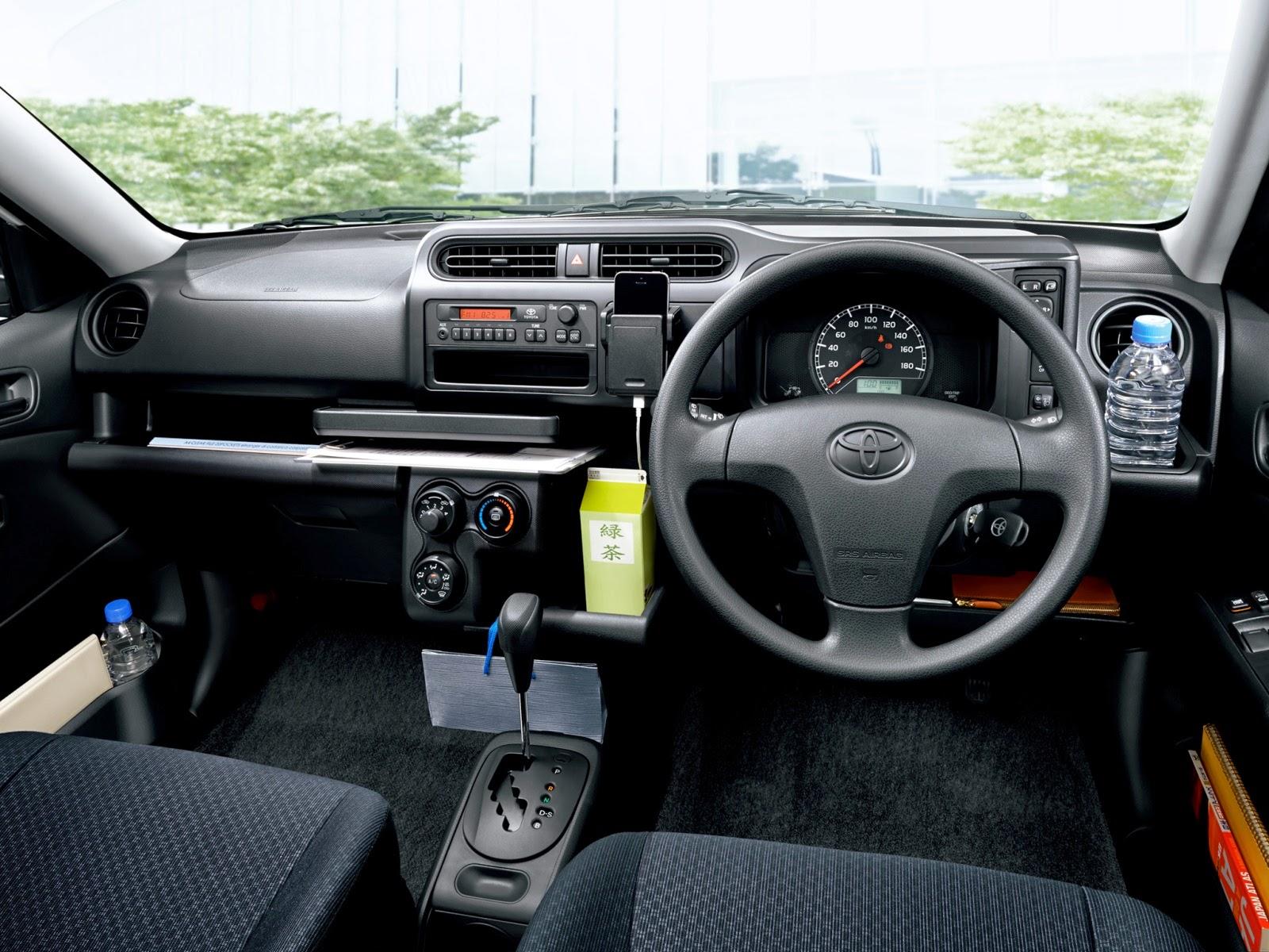 2014 toyota probox and succeed \u2013 updated practicality auto review Toyota New Probox 2018