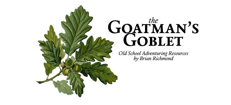 Goatman's Goblet