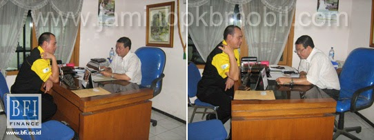 Kesaksian Nasabah BFI Finance, Bapak Bambang Agus. Gresik Jawa Timur