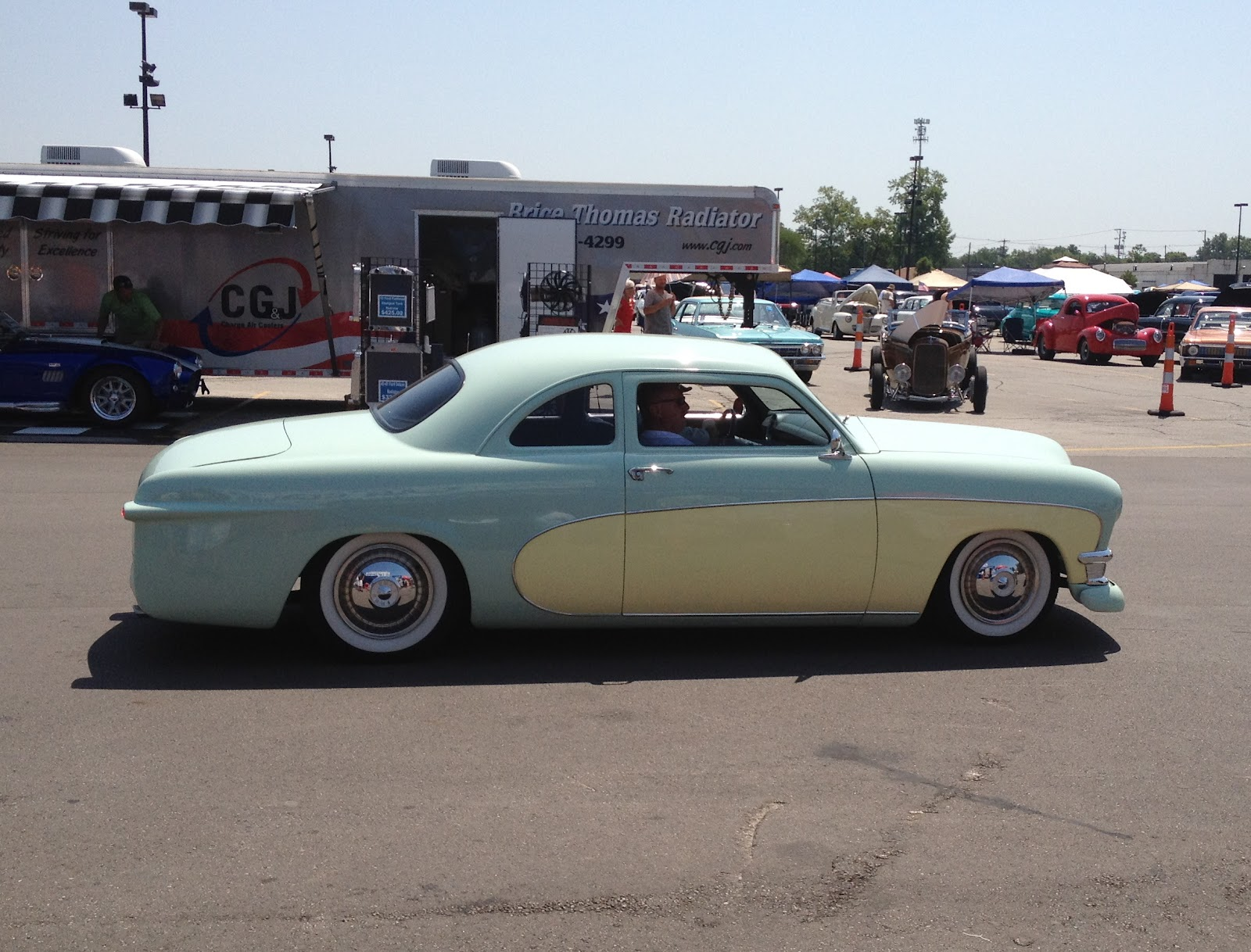 Covering Classic Cars : Photo Highlights from Goodguys Columbus 2012