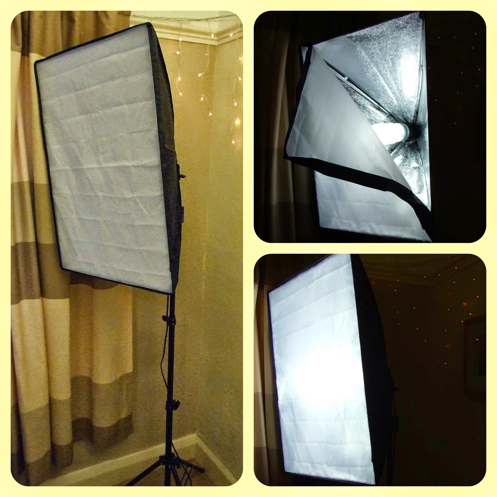 soft-box continuous lighting photographer blog beauty blog photos
