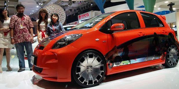 Aneka Modifikasi: Kumpulan Modifikasi Mobil Toyota Yaris ...