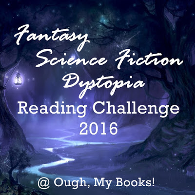 Fantasy Science Fiction Dystopia Reading Challenge