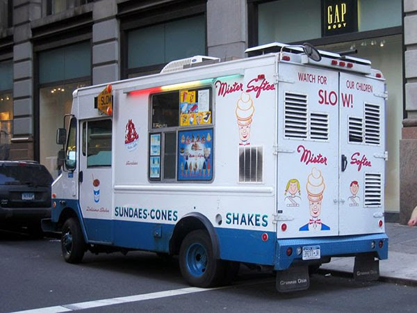 Ice Cream Truck Mr Softee What is it abou...