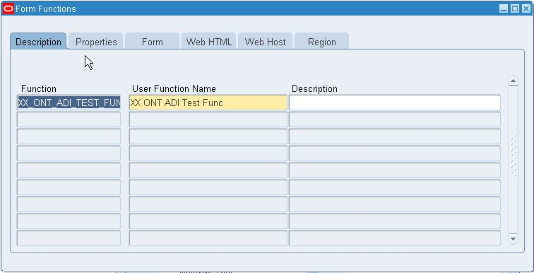 how to create table using function in oracle