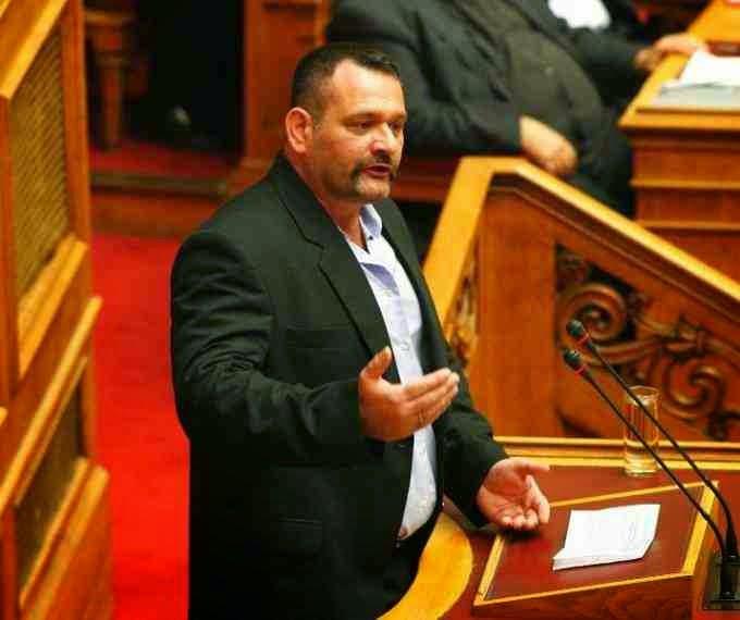 Γιάννης Λαγός: H Χρυσή Αυγή θα συνεχίζει να αγωνίζεται για την Ελλάδα και τους Έλληνες - ΒΙΝΤΕΟ