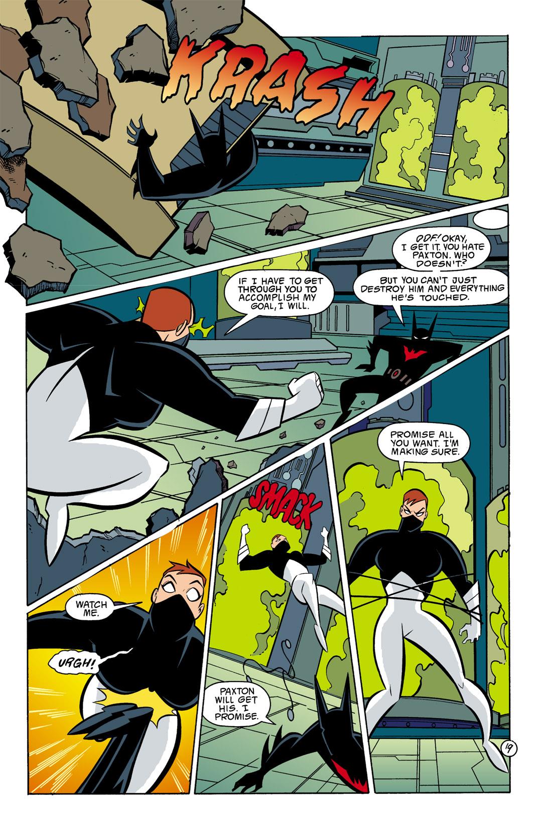 Batman Beyond [II] Issue #8 #8 - English 20