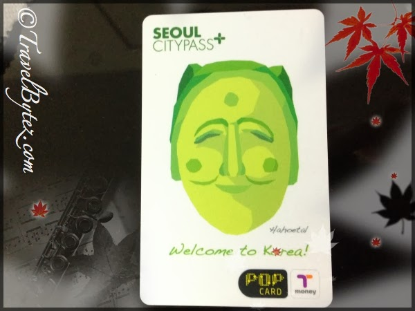 Seoul City Pass Plus
