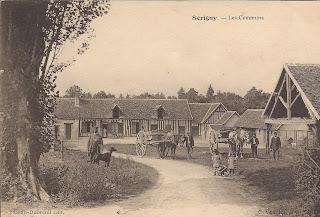 Château de Sérigny - Les Communs - Cour-Cheverny