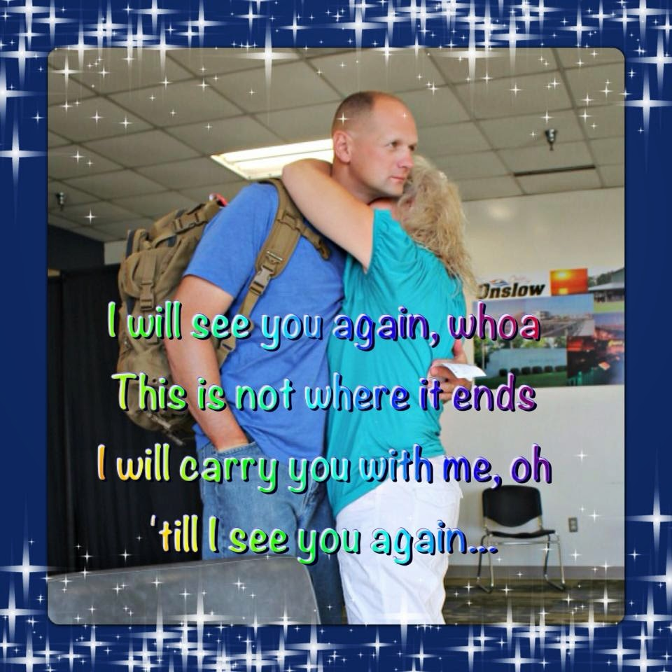 I Will See You Again....