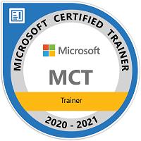 Trener Microsoft od 2007