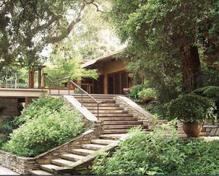 Fotos de escaleras escaleras para exteriores de casas - Escaleras exteriores para casas ...