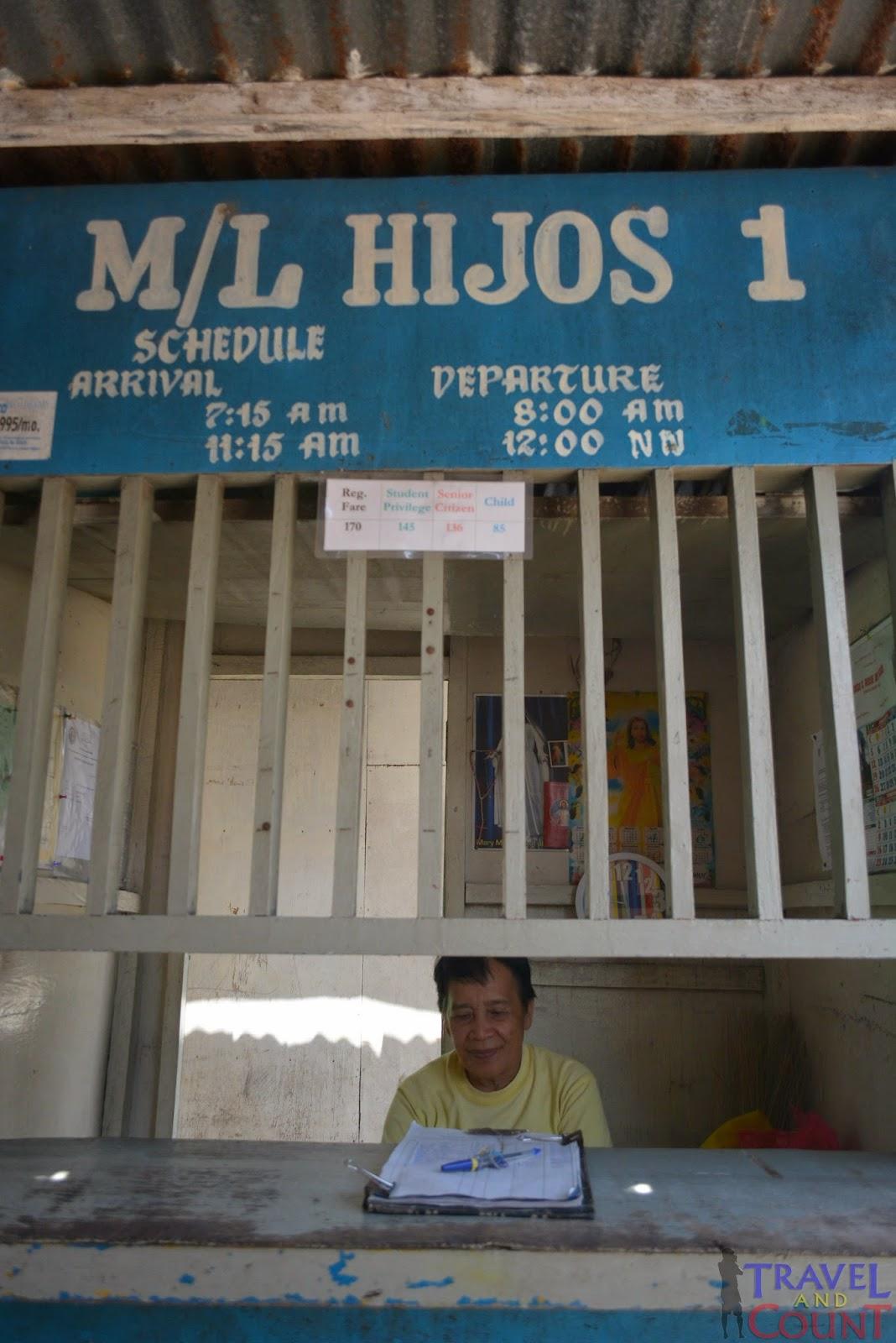 MV Hijos Ticket Booth, Balingoan