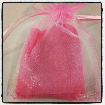 Sparklable Jewellery gift bag