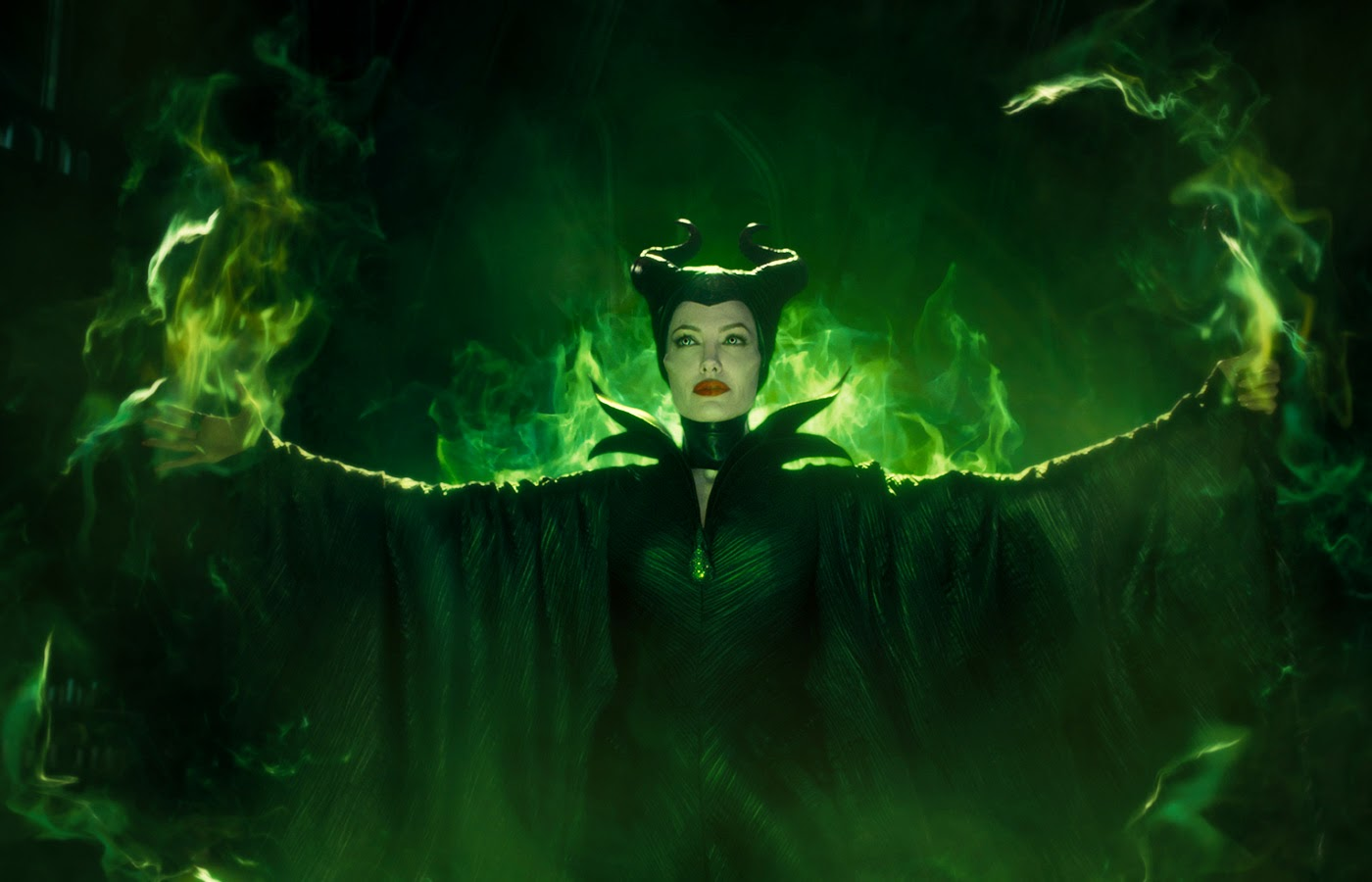 "Review of the Disney movie, ""Maleficent."