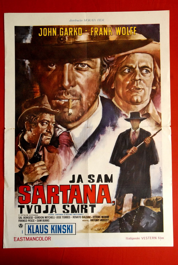 saddletramp swami spaghetti western movie posterslobby cards