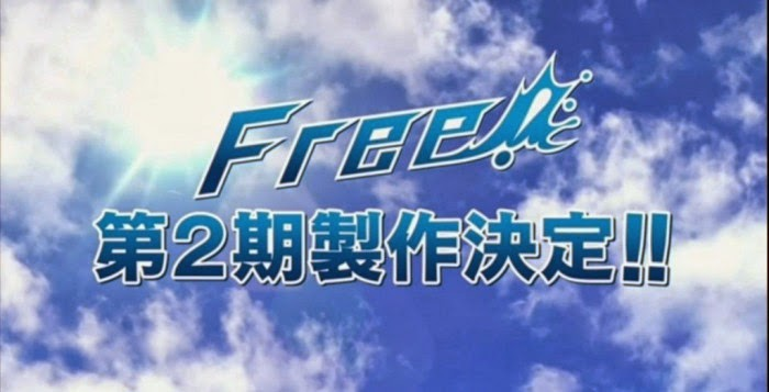 [ Info-Anime ] Anime Free 2nd Season