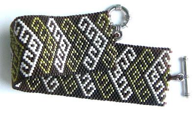 купить браслет из бисера украина подарок девушке