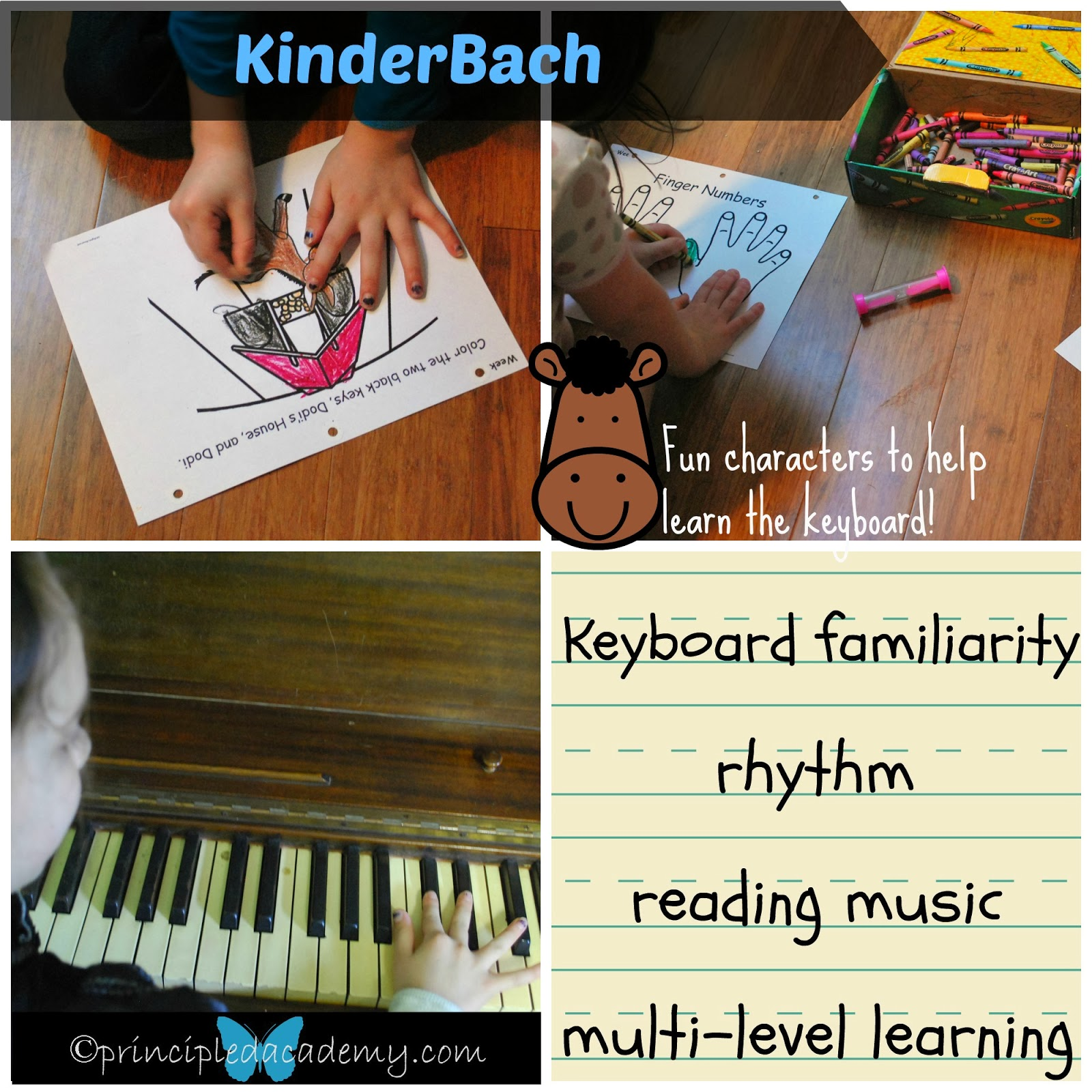 homeschool piano lessons, online piano lessons, early piano lessons