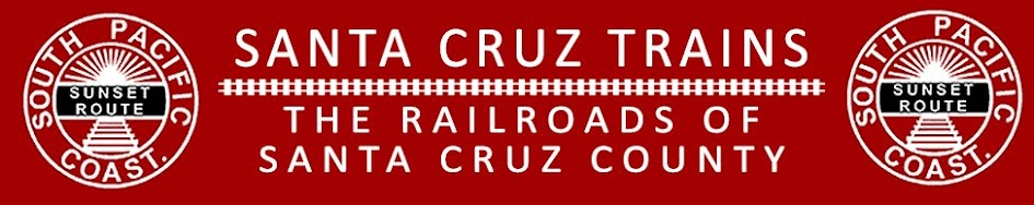 Santa Cruz Trains, Railroads of Santa Cruz County