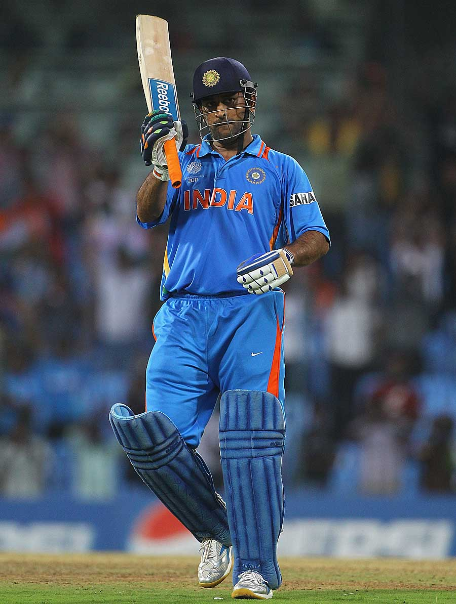 MS Dhoni Strikes Once Again With Smashing CenturyMs Dhoni Batting