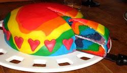 Gökkuşağı Pasta*** :)