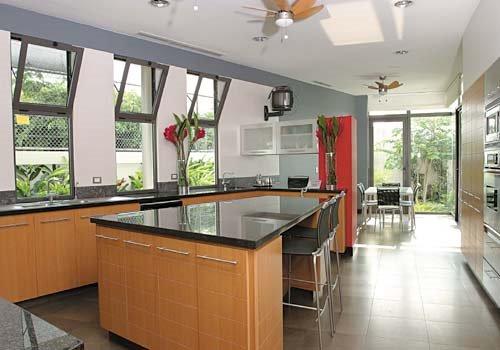 Dise o de interiores cocinas taringa for Mostrar cocinas modernas