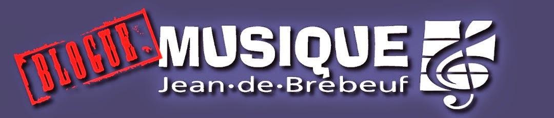 Blogue Musique Brébeuf