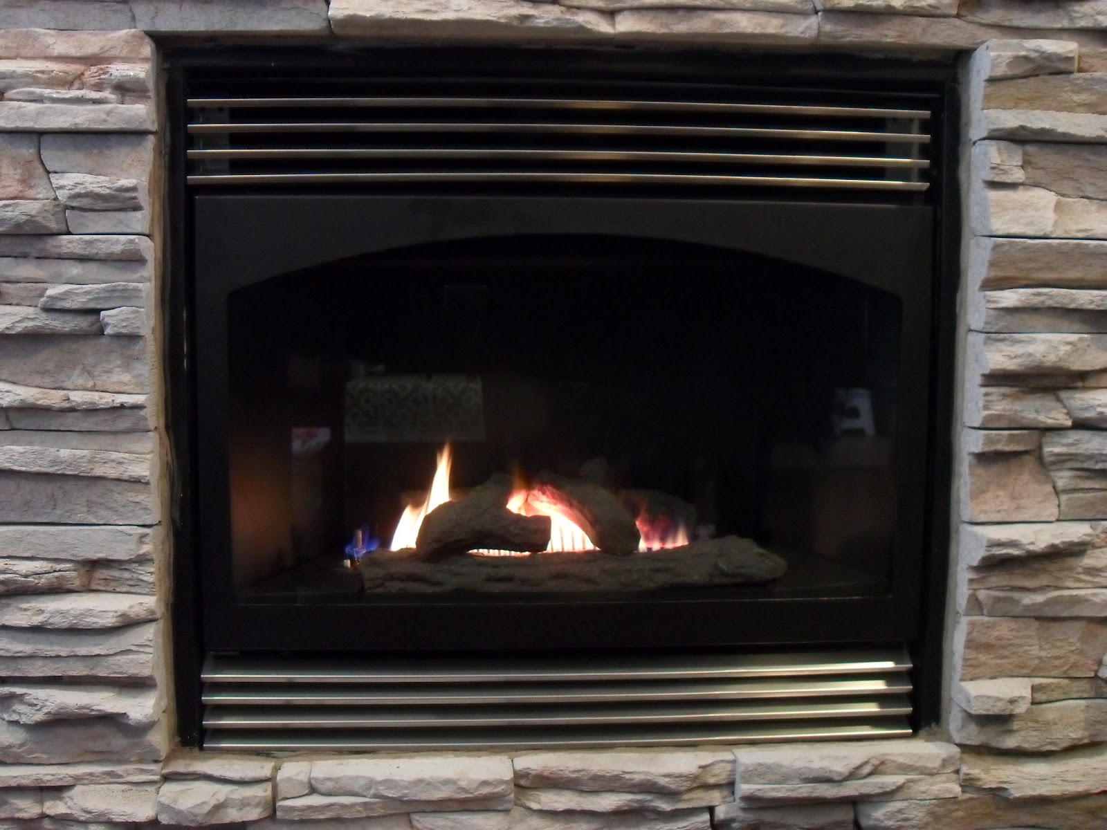 home is where my heart is spring cleaning the gas fireplace