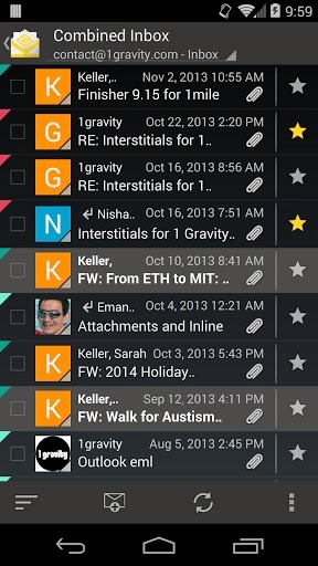 K-@ Mail Pro Full Apk İndir