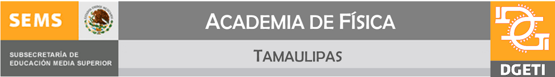 Academia de Física DGETI