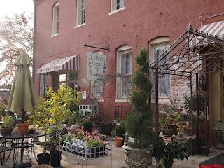 Marie Arden Pink Living: Madison Georgia Garden Shop -Le Petit Jardin