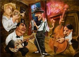 El jazz, solistas , grupos y orquestas