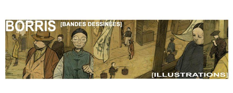 Borris BD et Illustrations