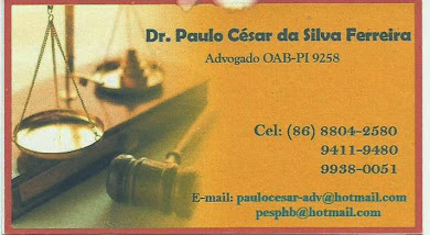 Advogacia e Consultoria Jurídica