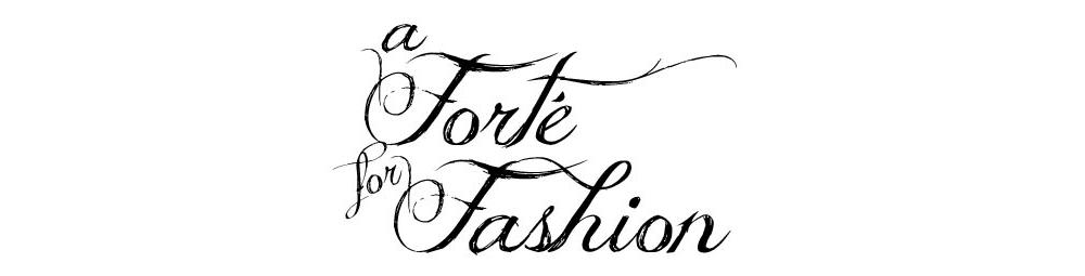 A Forte For Fashion - Leeds Fashion, Beauty and Lifestyle Blog