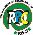 Pincha sobre la imagen para acceder a Radio Popular Canaria