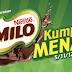 """Peraduan """"Kumpul & Menang"""" Nestle Milo"""